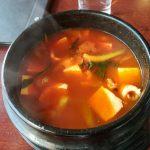 池袋の中国東北料理店で海鮮豆腐チゲのランチにハマる