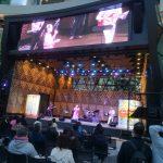 池袋西口広場でOne Asia festival開催