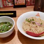 三田製麵所池袋西口店で鯛だし塩つけ麺を賞味
