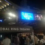 池袋西口公園にてクラシックの夕べ、ライブコンサートで憩いのひと時を